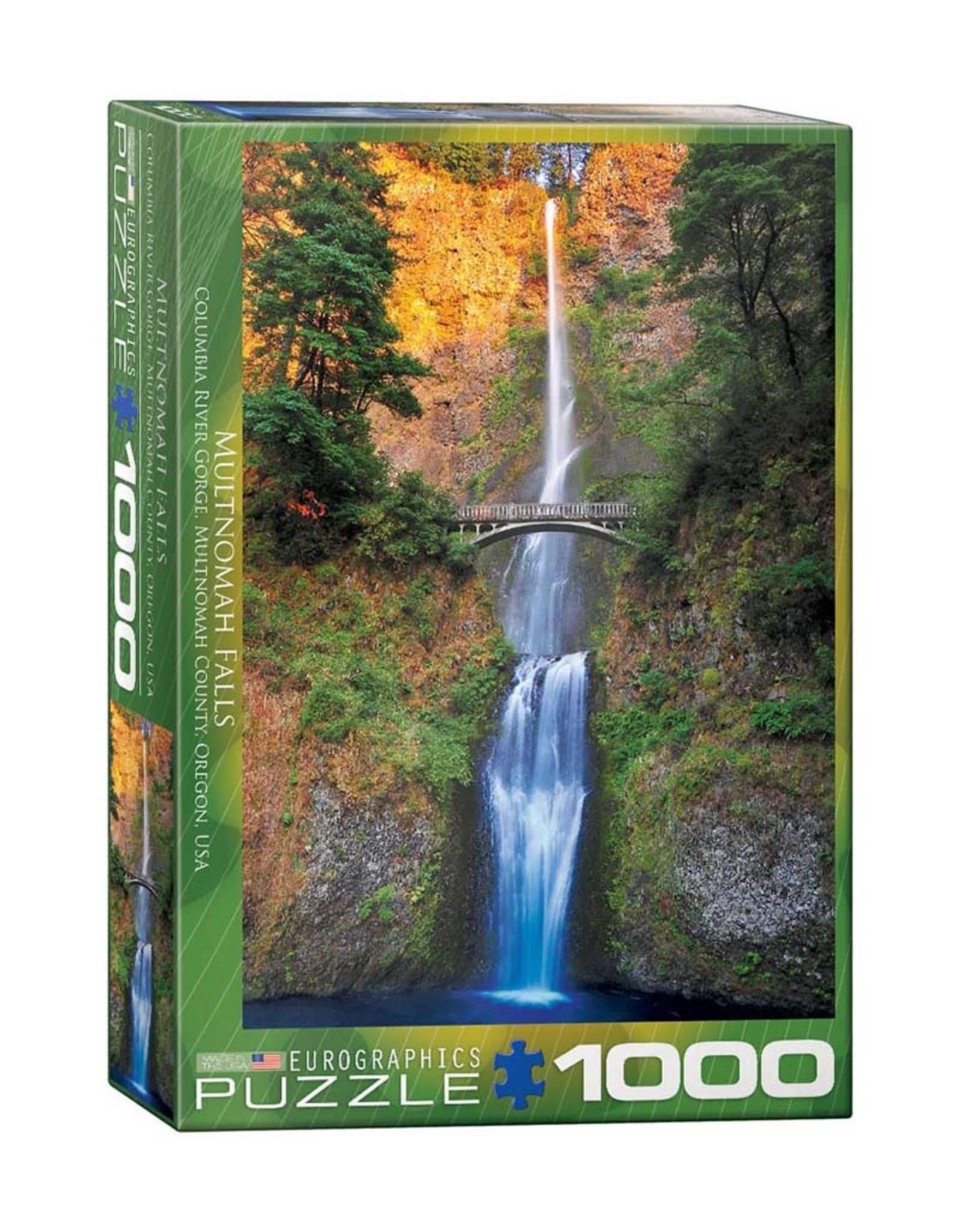 EuroGraphics 1000pc Multnomah Falls, OR