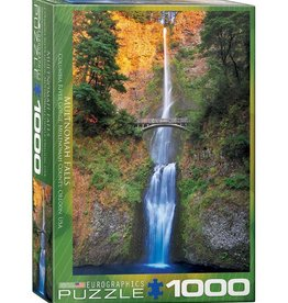 EuroGraphics 1000pc Multnomah Falls, OR