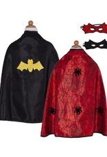 Great Pretenders Reversible Spider / Bat Cape