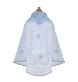 Great Pretenders Snow Queen Cape - medium