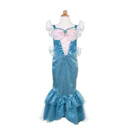 Great Pretenders Mermaid Dress Blue