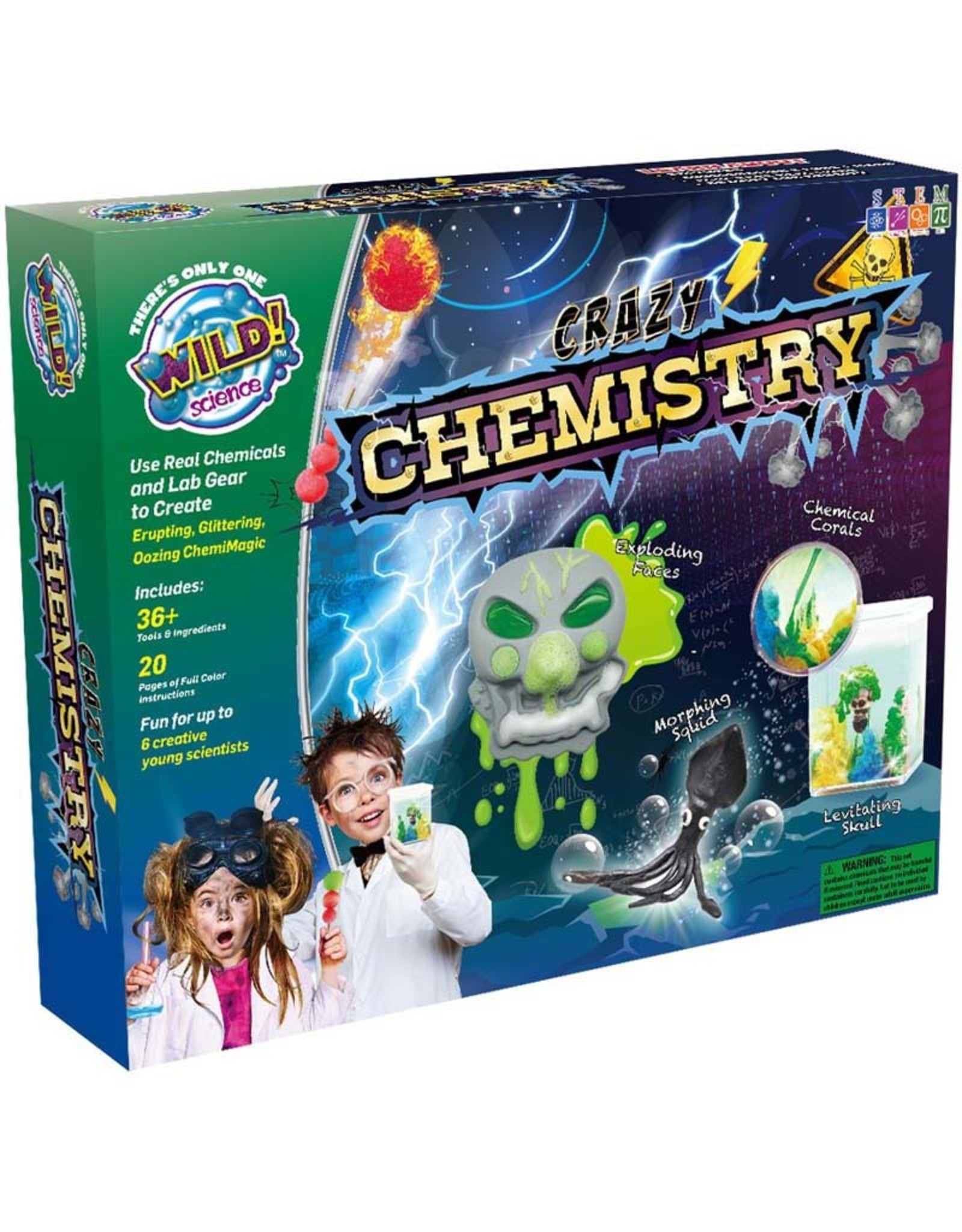 WES Crazy Chemistry