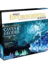 WES Caves & Geodes