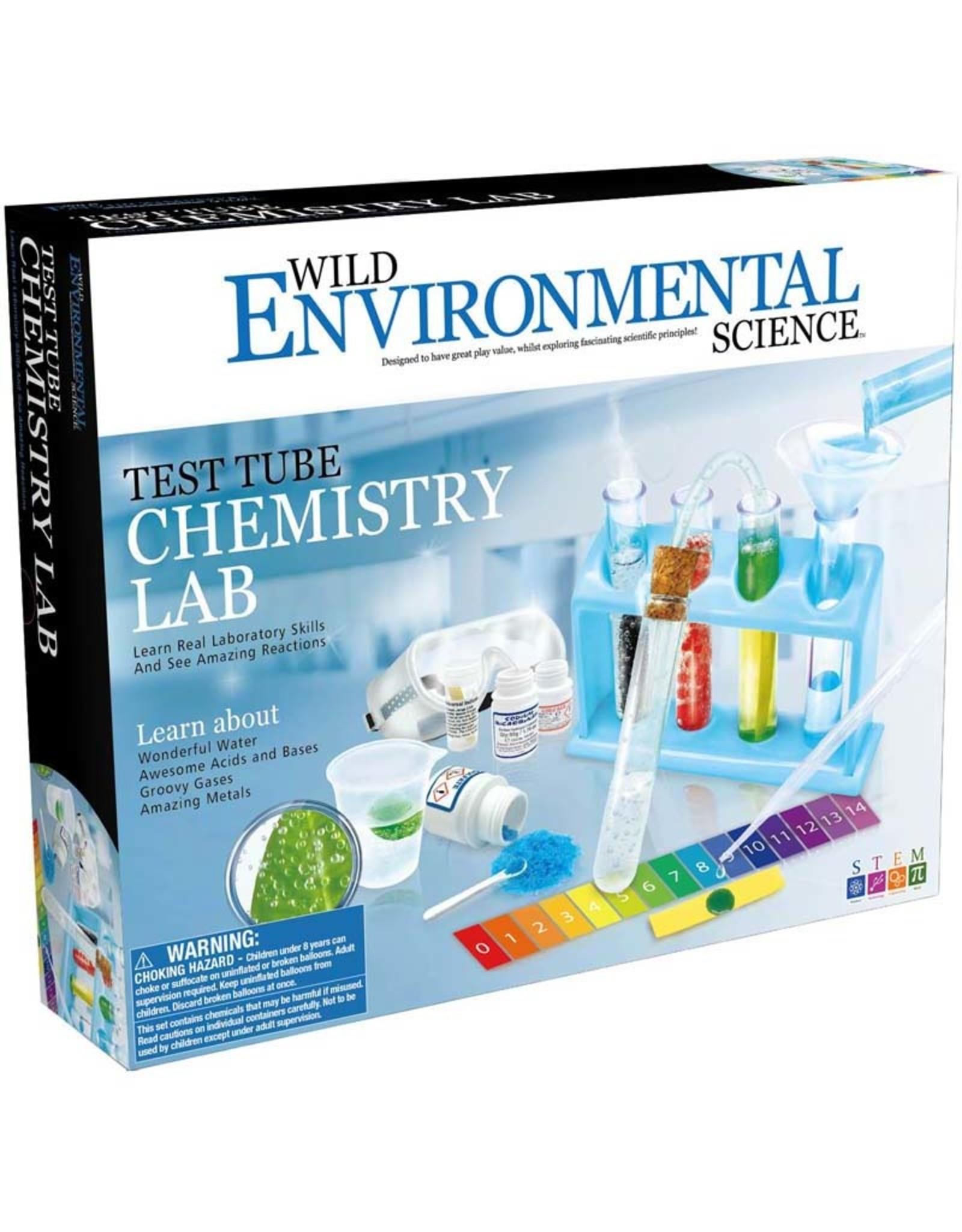 WES Chemistry Lab