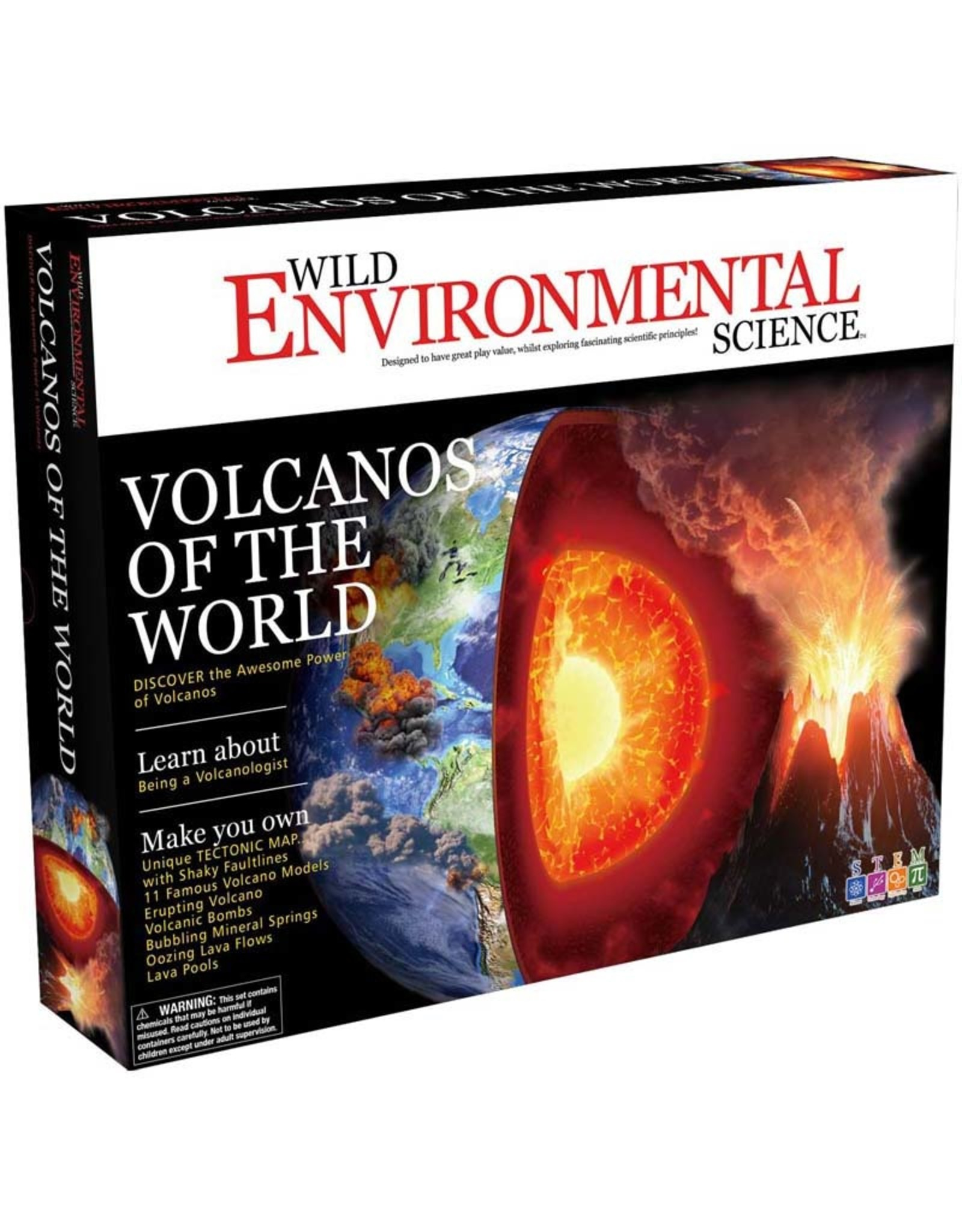 WES Volcanos Of The World