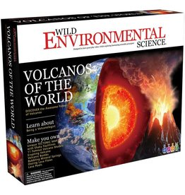 Volcanos Of The World