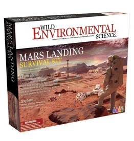 Mars Landing Survival Kit