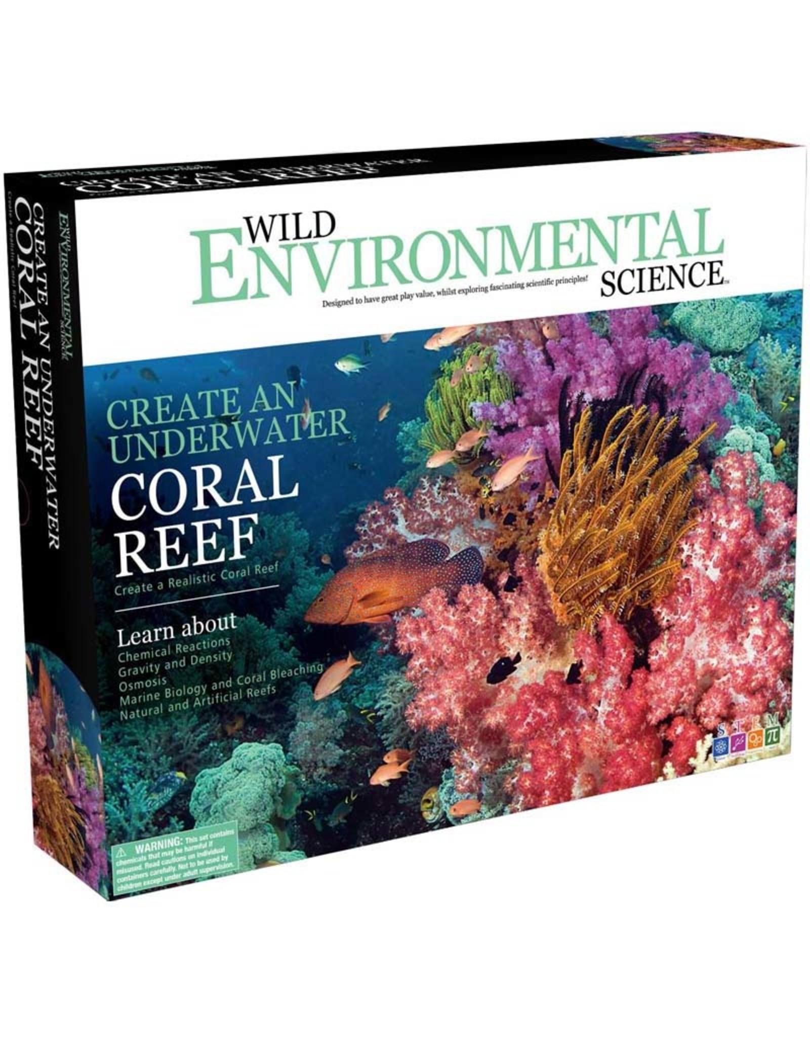 WES Coral Reef