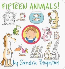 Workman Publishing Co FIFTEEN ANIMALS