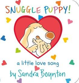 Workman Publishing Co SNUGGLE PUPPY