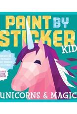 Paint By Sticker Kids Unicorn & Magic