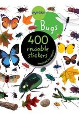 Workman Publishing Co Eye Like Stickers: Bugs