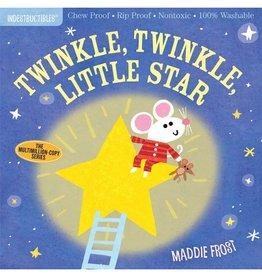 Workman Publishing Co Indestructibles Twinkle Little Star