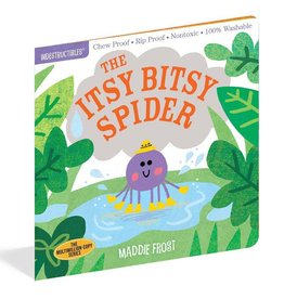 Workman Publishing Co Indestructibles Itsy Bitsy Spider