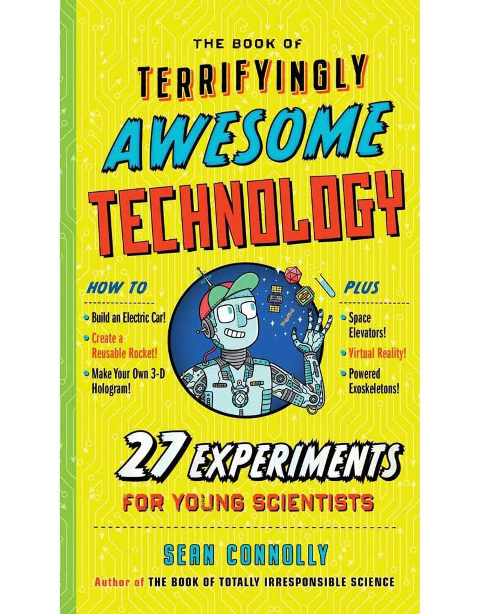 Terrifyingly Awsome Technology