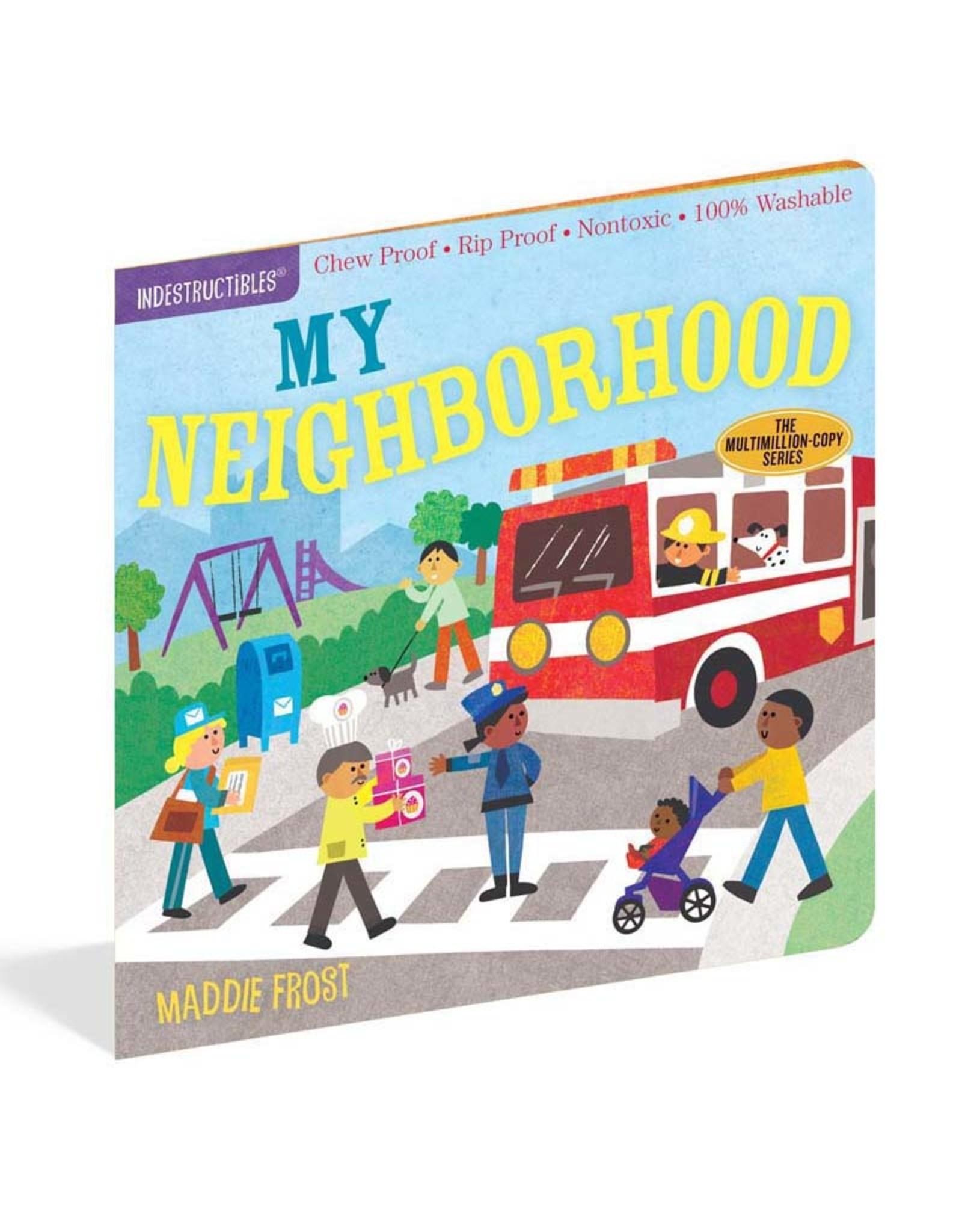 Workman Publishing Co Indestructibles My Neighborhood