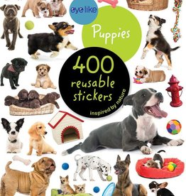 Eye Like Stickers Puppies