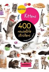 Workman Publishing Co Eye Like Stickers Kittens