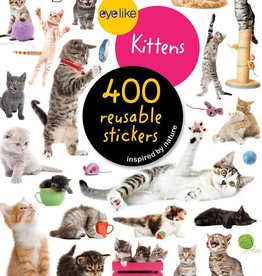 Eye Like Stickers Kittens