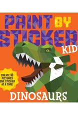 Paint By Sticker Dinosaurs