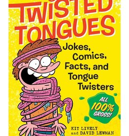 Workman Publishing Co Twisted Tongues