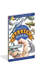 Super Strong Tattoo Sharks