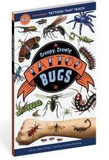 Workman Publishing Co Creepy Crawly Bug Tattoos