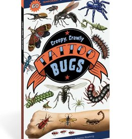 Creepy Crawly Bug Tattoos