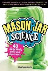 Workman Publishing Co Mason Jar Science