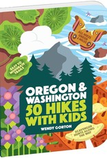50 Hikes With Kids Oregon & Washington