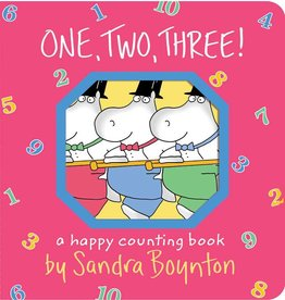 Workman Publishing Co ONE TWO THREE!