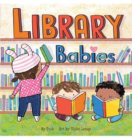 Workman Publishing Co Library Babies