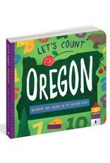 Workman Publishing Co Let's Count Oregon Bourd Book