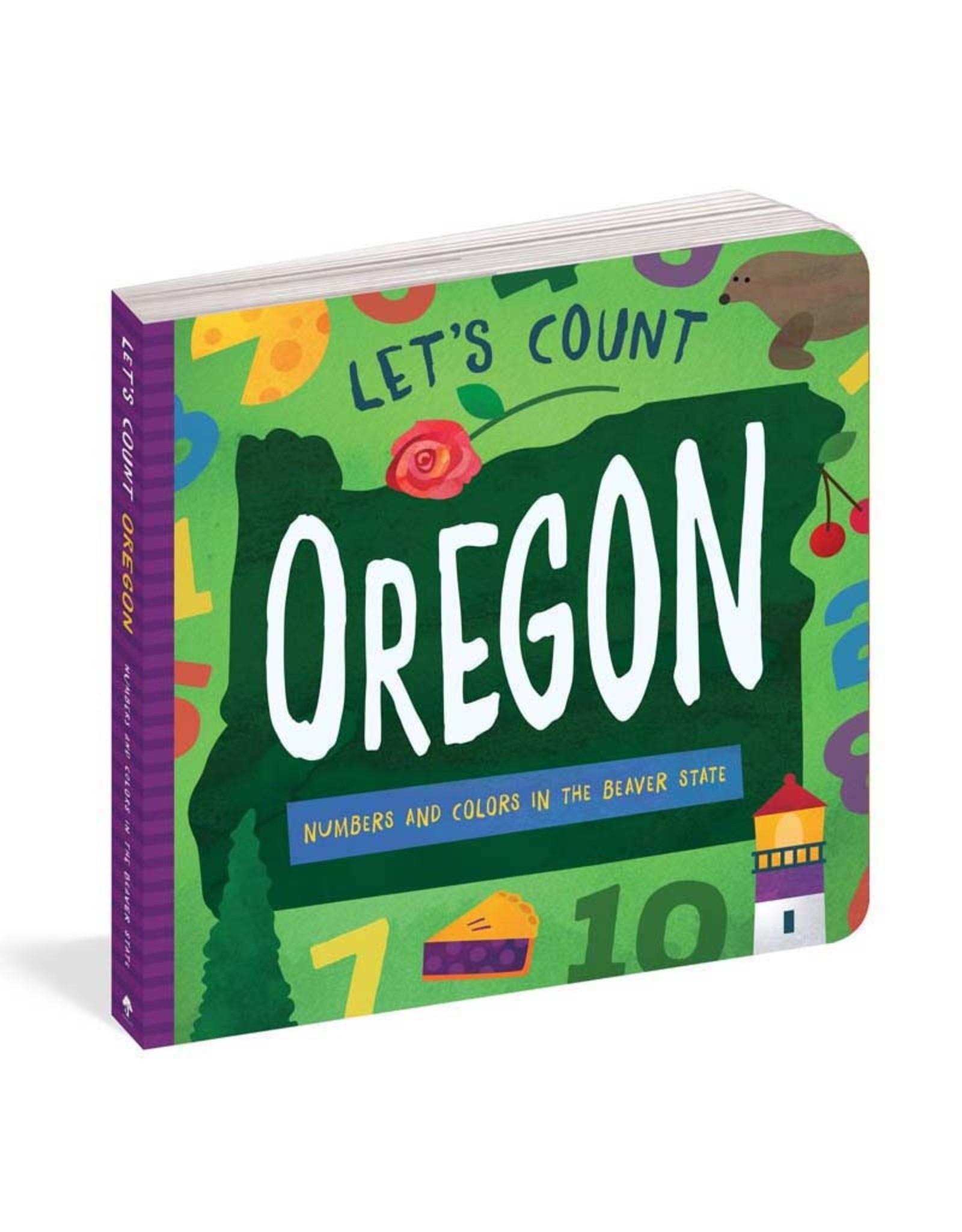 Let's Count Oregon Bourd Book
