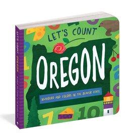 Workman Publishing Co Let's Count Oregon