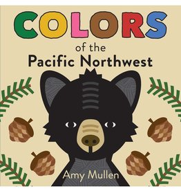 Workman Publishing Co BB Colors of the Pacific NW