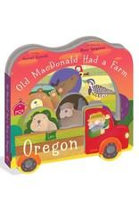 Workman Publishing Co Old Macdonald Had a Farm in Oregon Board Book