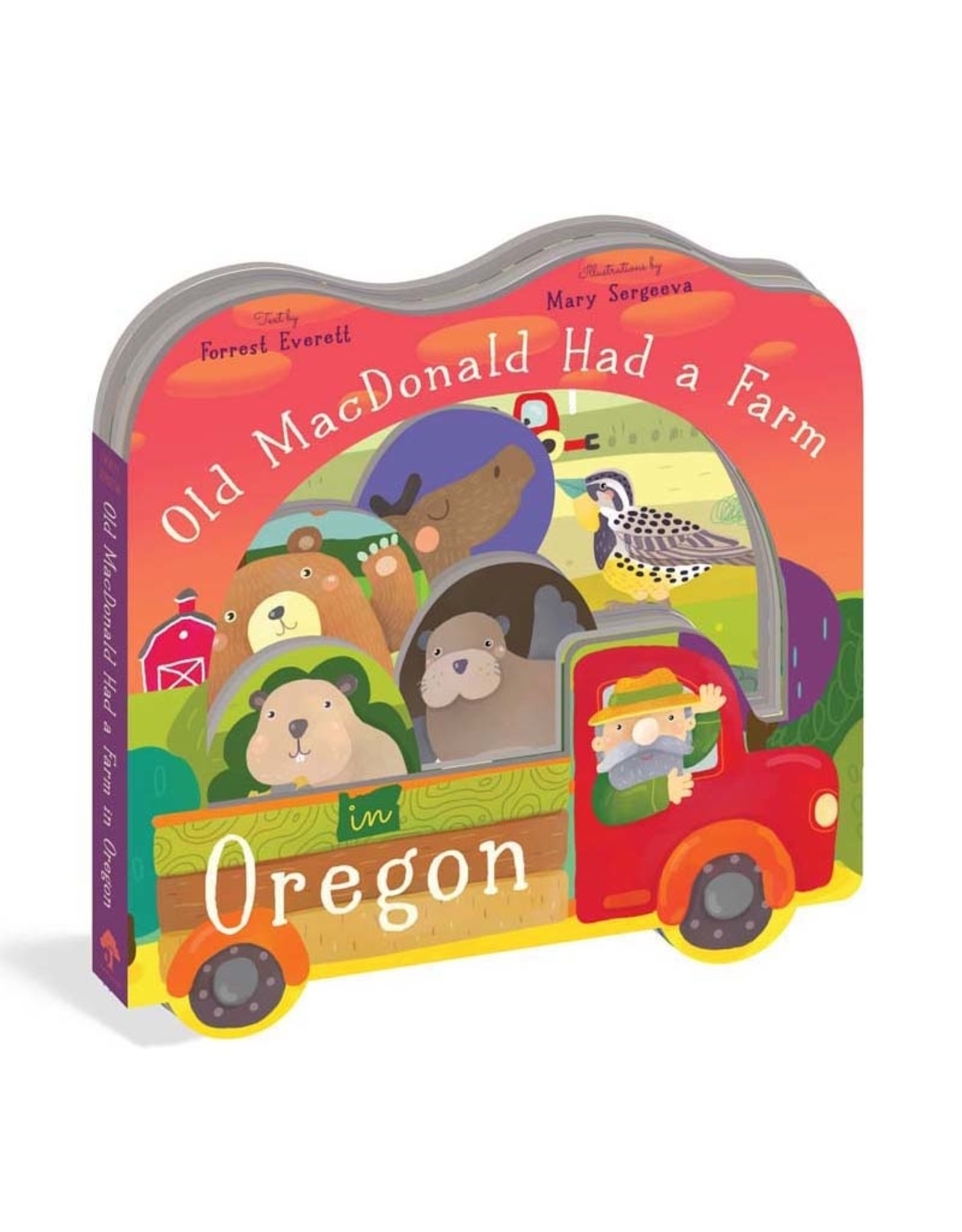 Old Macdonald Had a Farm in Oregon Board Book