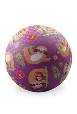 "Crocodile Creek 5"" Playground Ball/ Sweet Sloth"