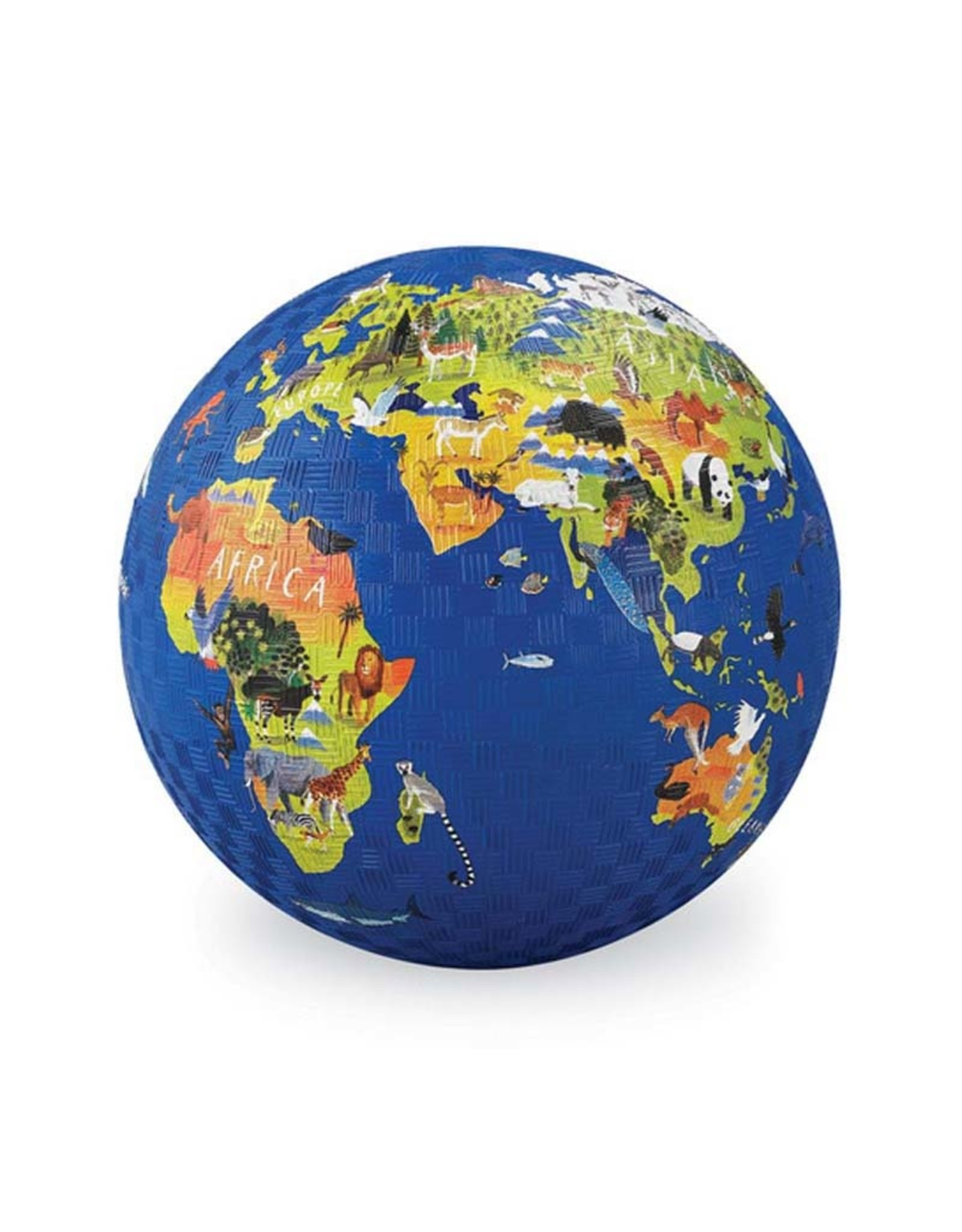 "Crocodile Creek 5"" Playground Ball World"