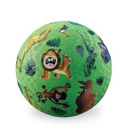 "Crocodile Creek 5"" Playground Ball Very Wild Animals"