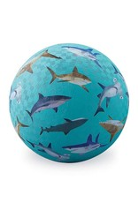 "Crocodile Creek 5"" Playground Ball/Sharks"