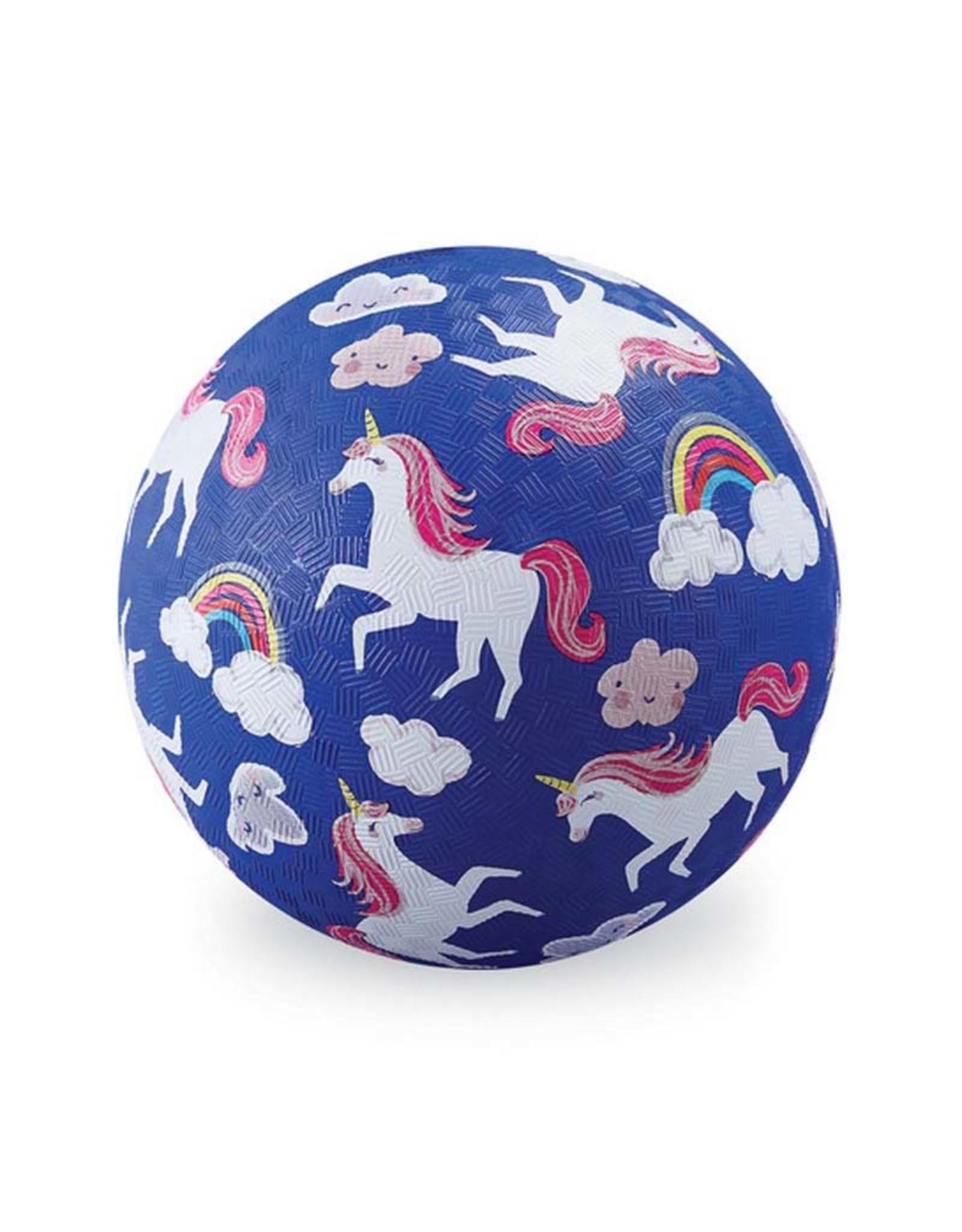 "Crocodile Creek 7"" Playground Ball/ Unicorn NEW!"
