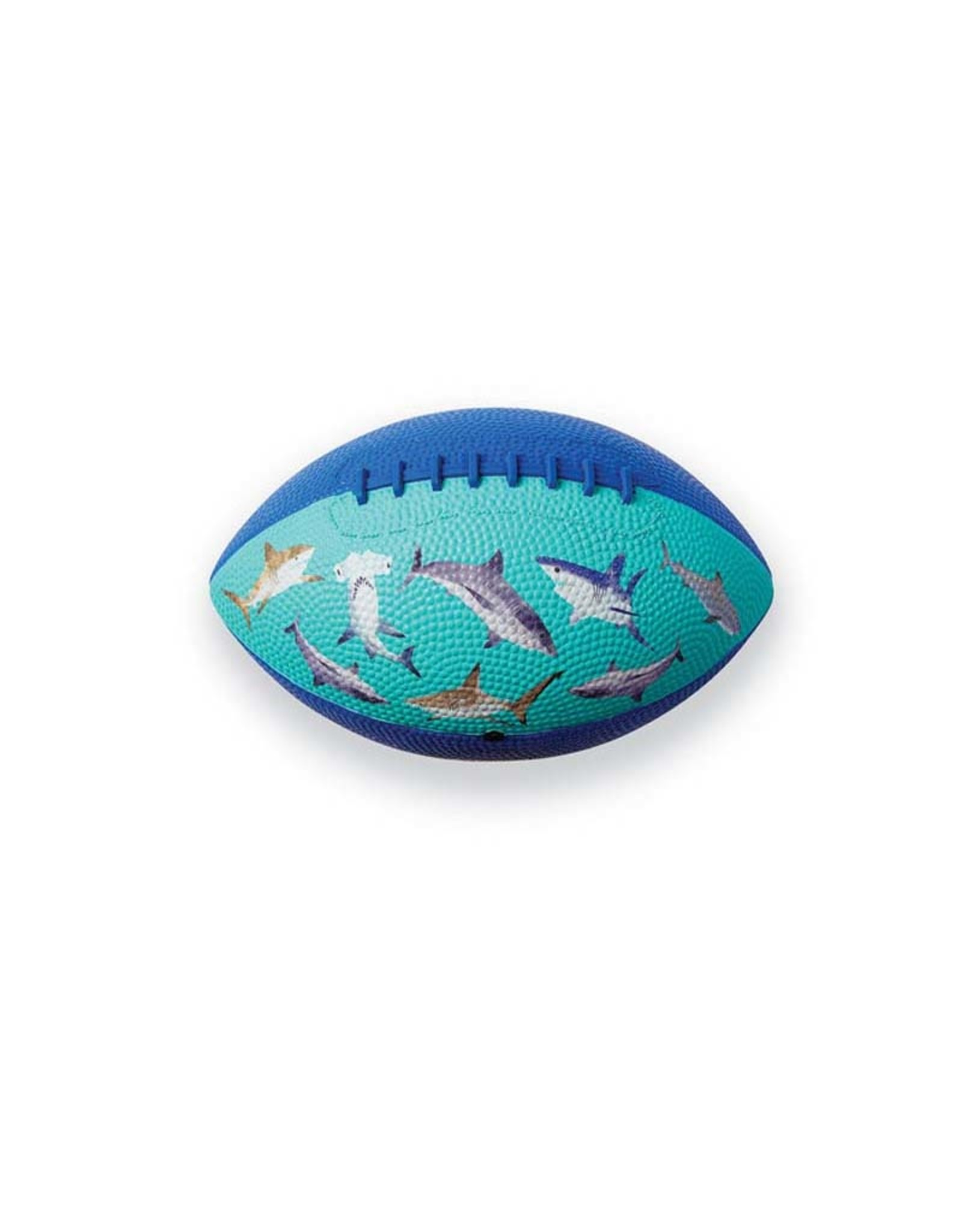 "Crocodile Creek 8"" Football Sharks"