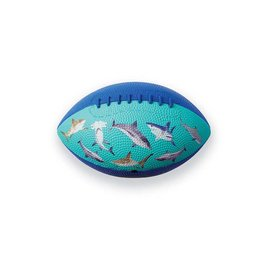 "Crocodile Creek 8"" Football Sharks"