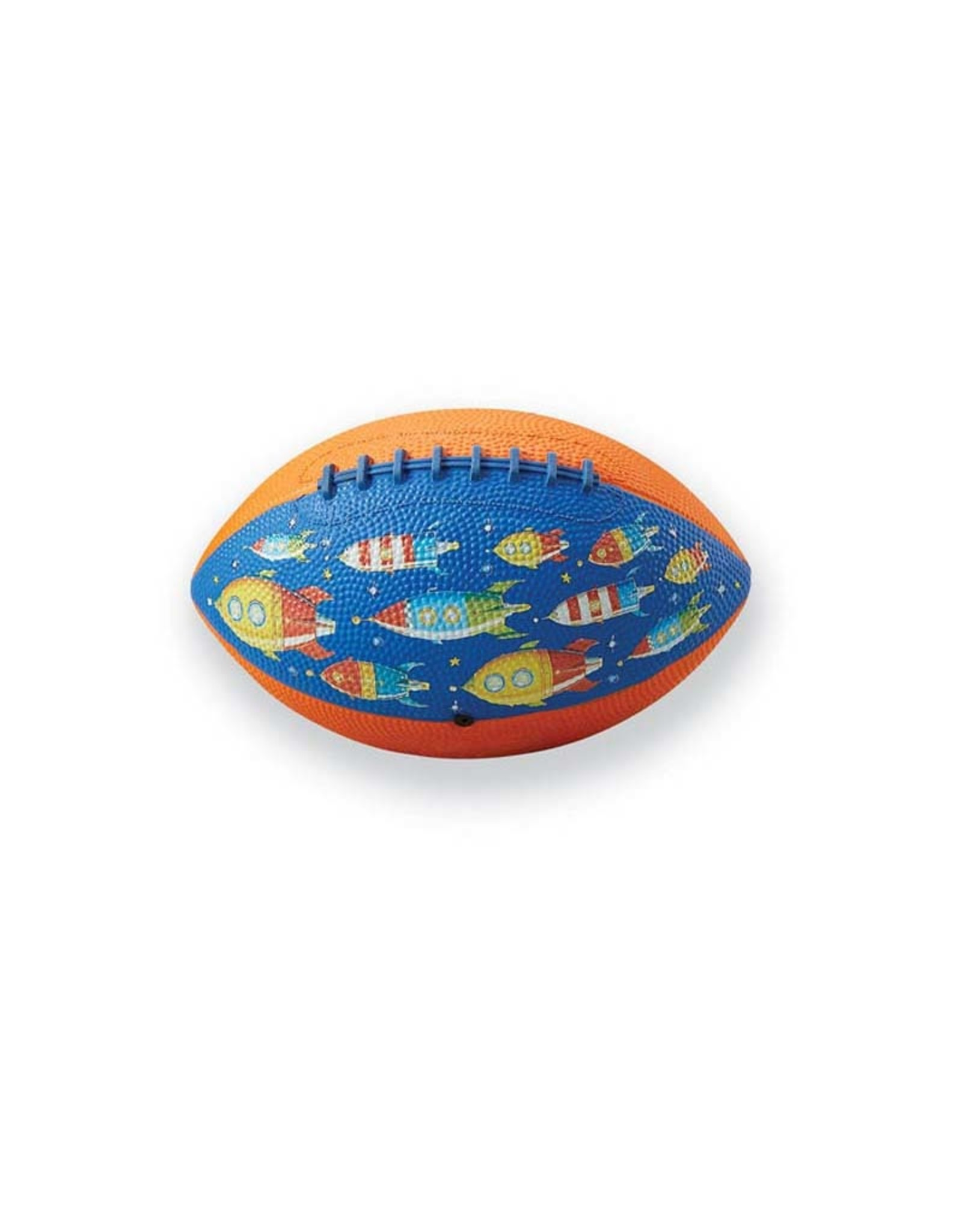 "Crocodile Creek 8"" Football Space Race"