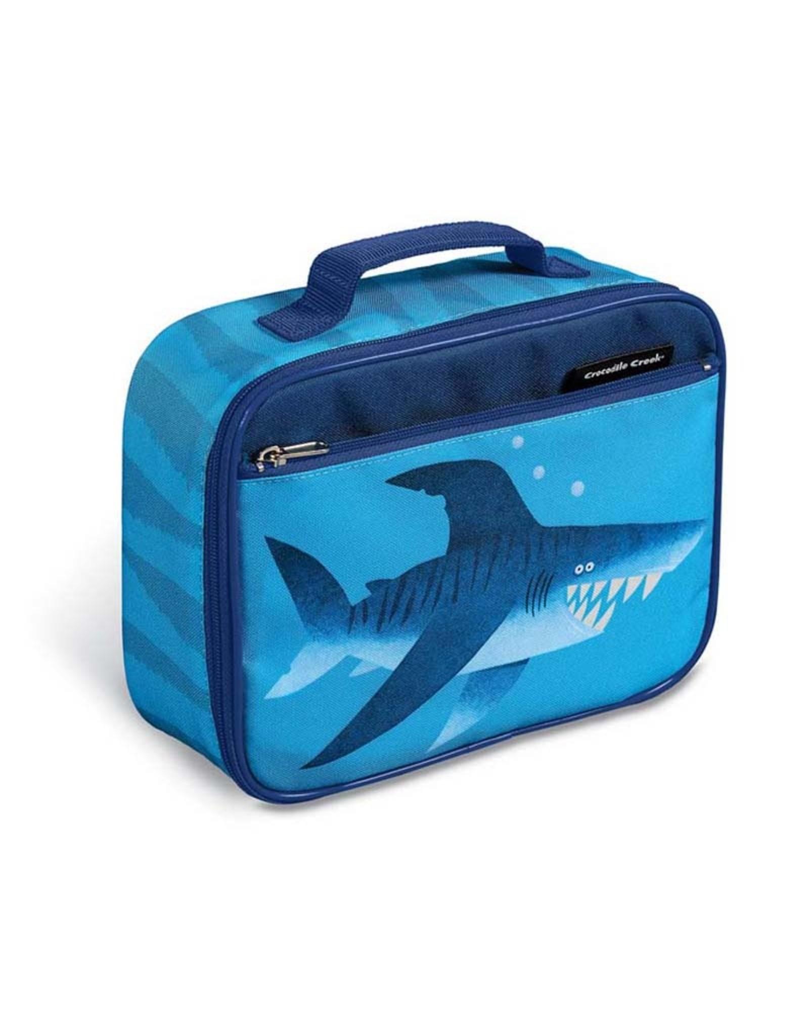 Crocodile Creek Lunch Box Shark City