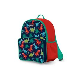 Crocodile Creek Little Kid's Backpack Dinosaurs