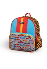 Crocodile Creek Little Kid's Backpack Race Car