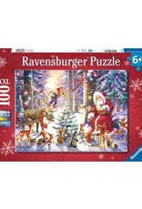 Ravensburger 100pc Christmas in the Forest